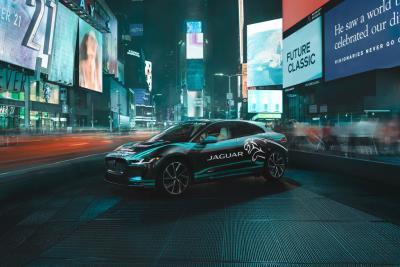 Panasonic Jaguar Racing Return To New York For Electric Finale