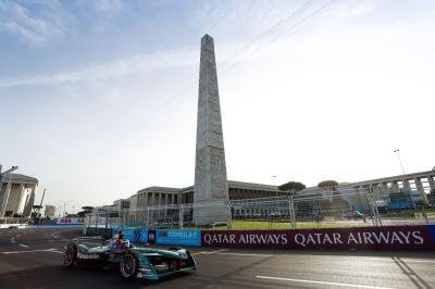 Panasonic Jaguar Racing's Point Scoring Record Continues In Rome