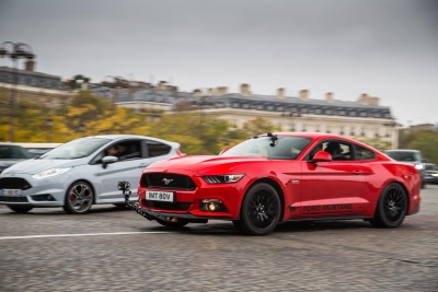 Notorious Paris Thrill Ride 'C'était Un Rendez-Vous' Gets Ford Mustang Reboot, With Virtual Reality And 360 View