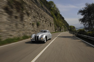 Anniversary Race Through Patagonia: Bmw Group Classic Lines Up With Three Historic Cars For The '1000 Millas Sport'