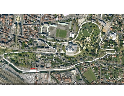 Grand Prix Circuits: Pau Circuit