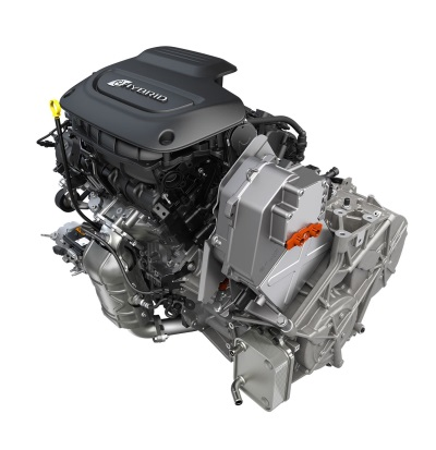 3.6-Liter Pentastar Ehybrid Named One Of Wards 10 Best Engines For Second Year In A Row