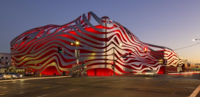 The Petersen Receives American Architecture Award