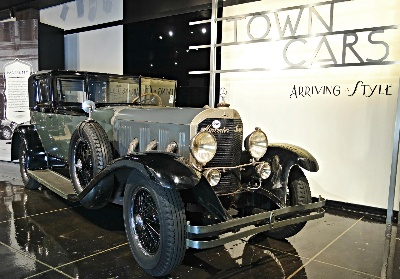 The Petersen Automotive Museum's Newest Exhibit - Town Cars ...