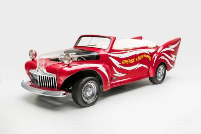 Petersen Automotive Museum To Bring Seven Iconic Hollywood And Show Cars To Monterey Car Week