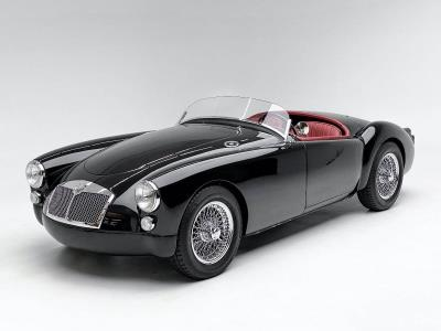 Petersen Automotive Museum Gala Raises Record Funds & Includes Highest-Selling MGA In History