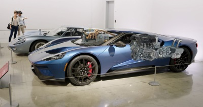 New Petersen Museum Exhibit Uses Microsoft Hololens For Original Mixed Reality Experience For Ford GT