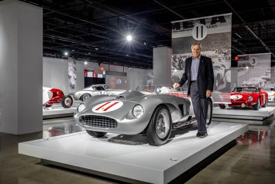 Now Open: Petersen Automotive Museum's 'Winning Numbers' Exhibit Features 10 Seminal Race Cars From Motorsports History