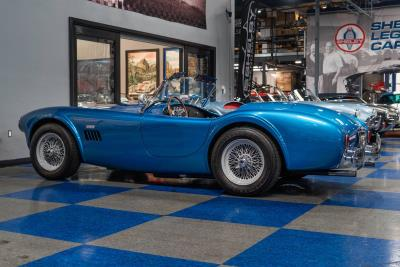 Petersen Automotive Museum To Auction Superformance MKII Slab Side During Annual Gala Celebration