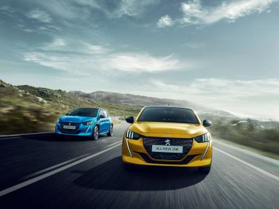 Order Books Now Open For All-New Peugeot 208 And E-208