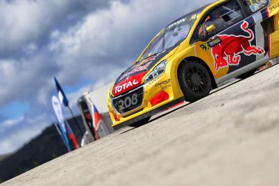 Peugeot 208 WRX Ready Take On The Twists And Turns Of Belgium