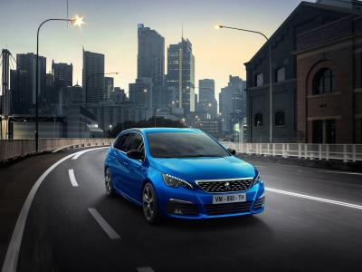 Peugeot Reveals New 308 Pricing With Animation Charting 50-Year Evolution Of Its Family Model