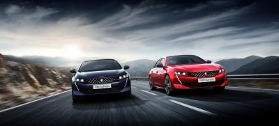 First Keys Delivered For All-New Peugeot 508 First Edition