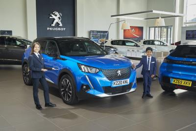 Peugeot Finds Children Are A Driving Force In The Decision To Buy Electric