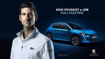 Peugeot: A Key Player In Supporting The CO2 Emissions Reduction Of The 2020 French Open Tennis Tournament
