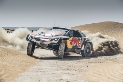 Final Test Session Completed For Team Peugeot Total 'Dream Team' Ready To Line Up For 2018 Dakar Rally
