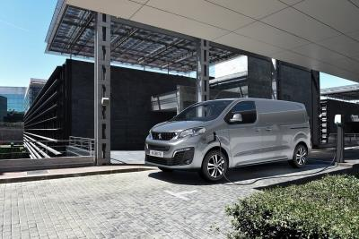 Next Generation Van: All-New Peugeot E-Expert