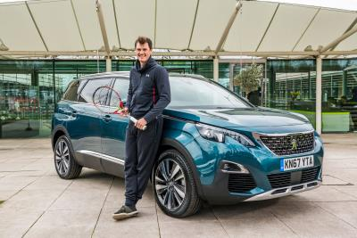 Doubles Up: Peugeot's Partnership With Jamie Murray To Be Extended Until 2020