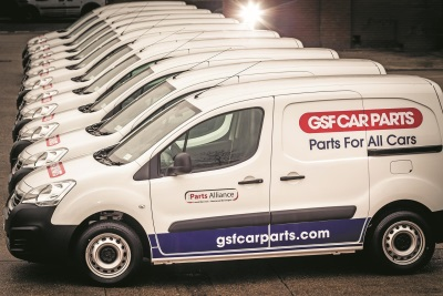 VANS SELECTED BY GSF CAR PARTS