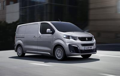 Peugeot Launches Revised Expert Range