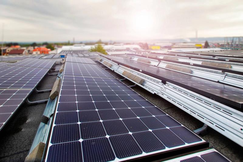 New Photovoltaic System For Škoda Auto Service Centre In Kosmonosy