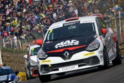 PIDGLEY SWITCHES TO TEAM PYRO FOR 2017 RENAULT UK CLIO CUP CAMPAIGN
