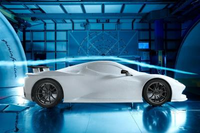 Battista Performance Tests Begin As Automobili Pininfarina Prepares To Present Future Design Vision At Monterey Car Week