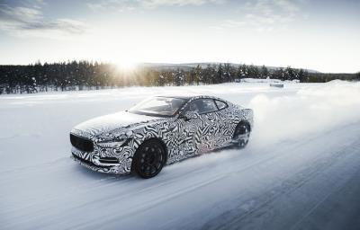 Polestar 1 Heads To Auto China In Beijing After Successful First Dynamic Test Drive