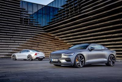 Polestar 1 Wins Autocar Game-Changer Award