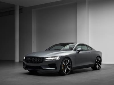 Polestar 1 Final Pricing Confirmed At Auto China 2018 In Beijing