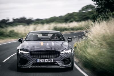 Polestar Chief Test Driver Brings Wealth Of Expertise To New Electric Performance Cars