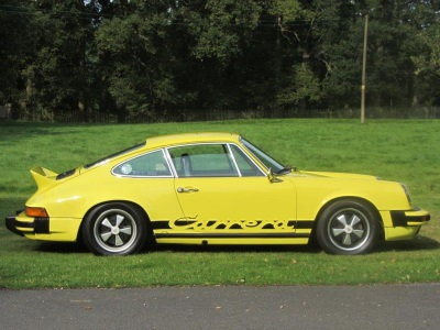 Cherished Porsche 911 Carrera 2.7 MFI From Renowned Porsche Expert Goes Up For Auction