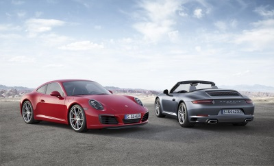 THE SPORTS CAR LEGEND ENHANCED: THE NEW PORSCHE 911 CARRERA