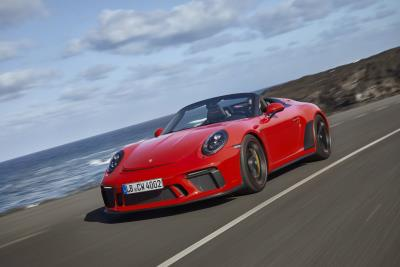 2019 Porsche 911 Speedster Available To Order