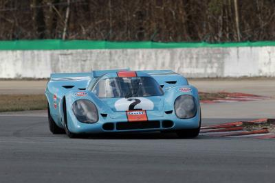 Porsche 917K Leads Host Of Endurance Racing Legends At Concours Of Elegance 2018