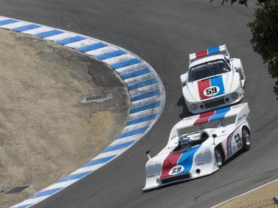 Porsche Honors Hurley Haywood On 70Th Birthday