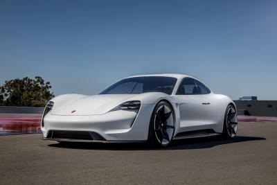 'Mission E' To Become The Porsche Taycan