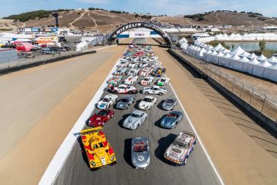 Porsche Rennsport Reunion VI : Highlights: of man and machines