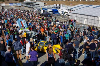 Porsche Rennsport Reunion VI Honors History With Record-Breaking 81,000 Fans
