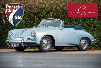 Brand New Venue For The Porsche Sale