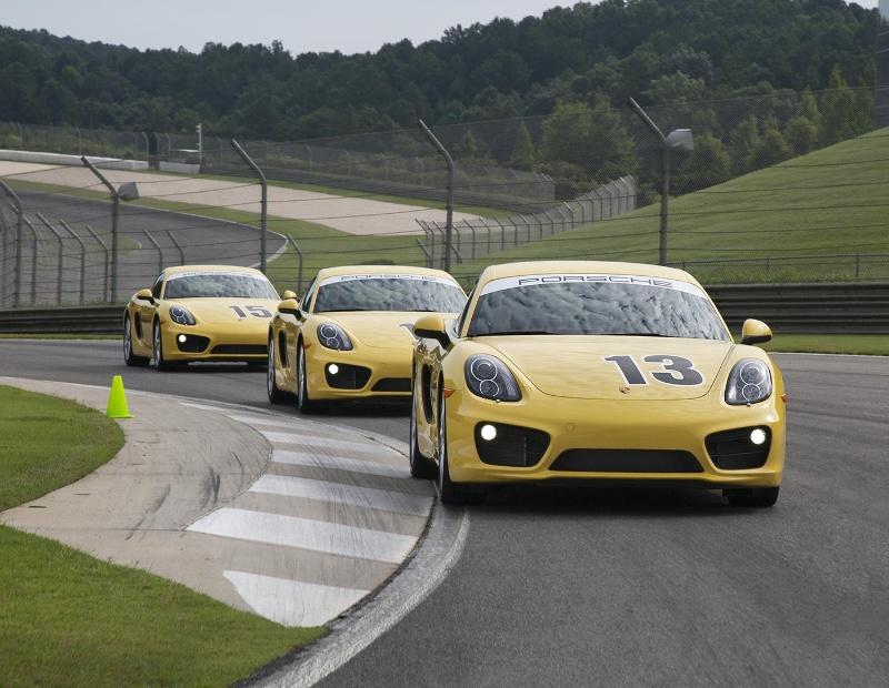 Porsche Sport Driving School Celebrates Its 40th Anniversary