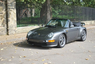 Porsche Worthy Of A Sultan Could Fetch £700,000 At Coys' London Auction