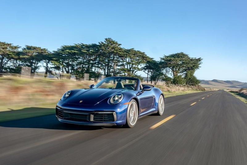 Porsche Reports Second Quarter U.S. Retail Deliveries