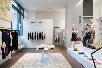 Prabal Gurung Opens At Retail Lab; The Council Of Fashion Designers Of America And Cadillac Announce Next Class