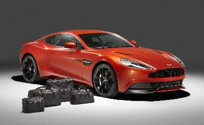 Q BY ASTON MARTIN BESPOKE SERVICE TO BE SHOWCASED AT PEBBLE BEACH® AUTOMOTIVE WEEK 2014