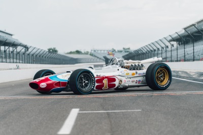 History Making Race Cars Come To Auction