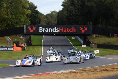 Pound for pound the fastest amateur race series in the UK – the Radical SR1 Cup returns for 2021