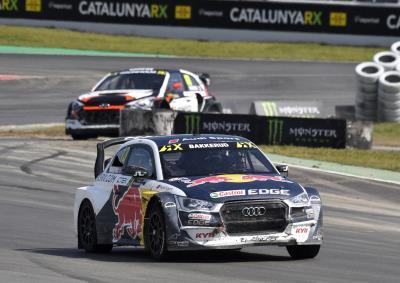 Rallycross: Podium For EKS Audi Sport In Season Opener