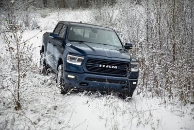 Ram 1500 Named 2020 Luxury Car Of The Year By Cars.Com