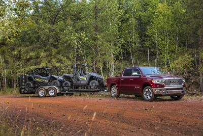 Ram 1500 And Jeep Gladiator Named To Car And Driver's 10Best Cars And Trucks List